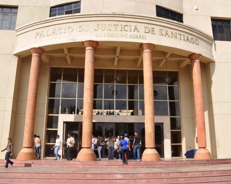 Palacio justicia de Santiago